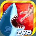 饥饿鲨进化哥斯拉无敌版