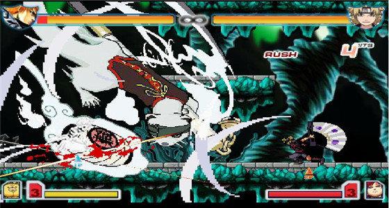 死神VS火影游戏下载