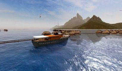 模拟开船的游戏