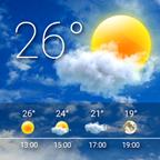 实时在线天气预报