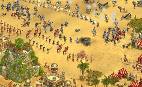 帝国时代2征服者下载-帝国时代2征服者手机版下载