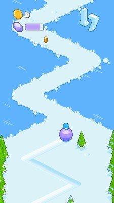 疯狂滚雪球游戏下载-疯狂滚雪球安卓版下载