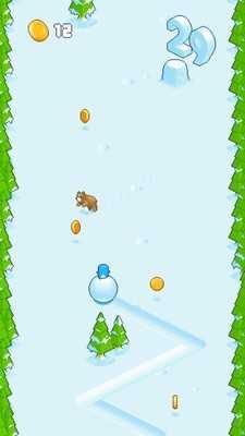 疯狂滚雪球