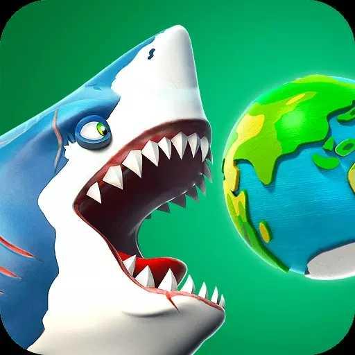 饥饿鲨世界最新修改版
