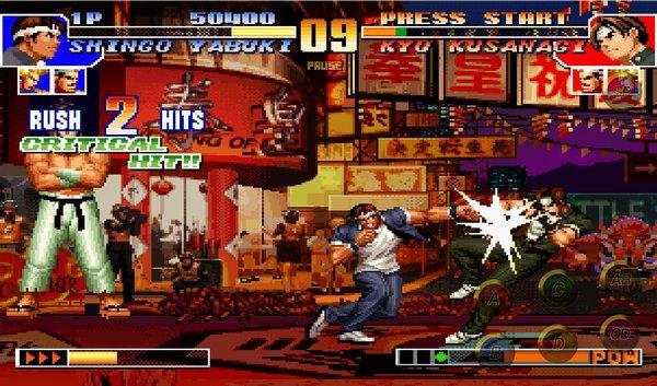 拳皇97单机版手机版下载-拳皇97单机版手机安卓下载