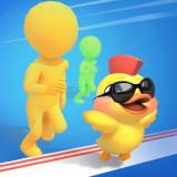 快来追我鸭