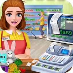 我的芭比公主超市