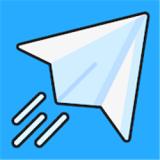 折纸飞机让它飞